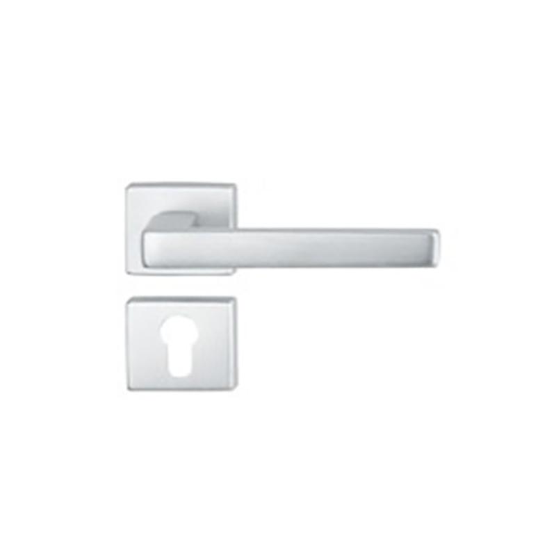 Maniglia Alluminio Quadra T10